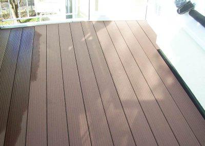 Balkonsanierung mit WPC