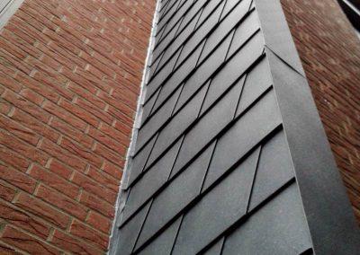 Fassadenbekleidung/- Dämmung
