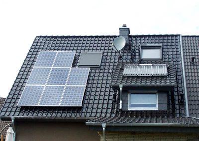Komplettsanierung eines Wohnhauses inkl. Fassadenabdichtung