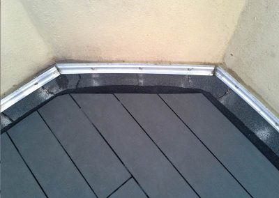 Dachlodgia-/ Terrassen Sanierung